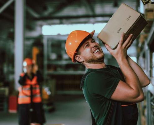 Prevención de Riesgos Laborales en Almacenes